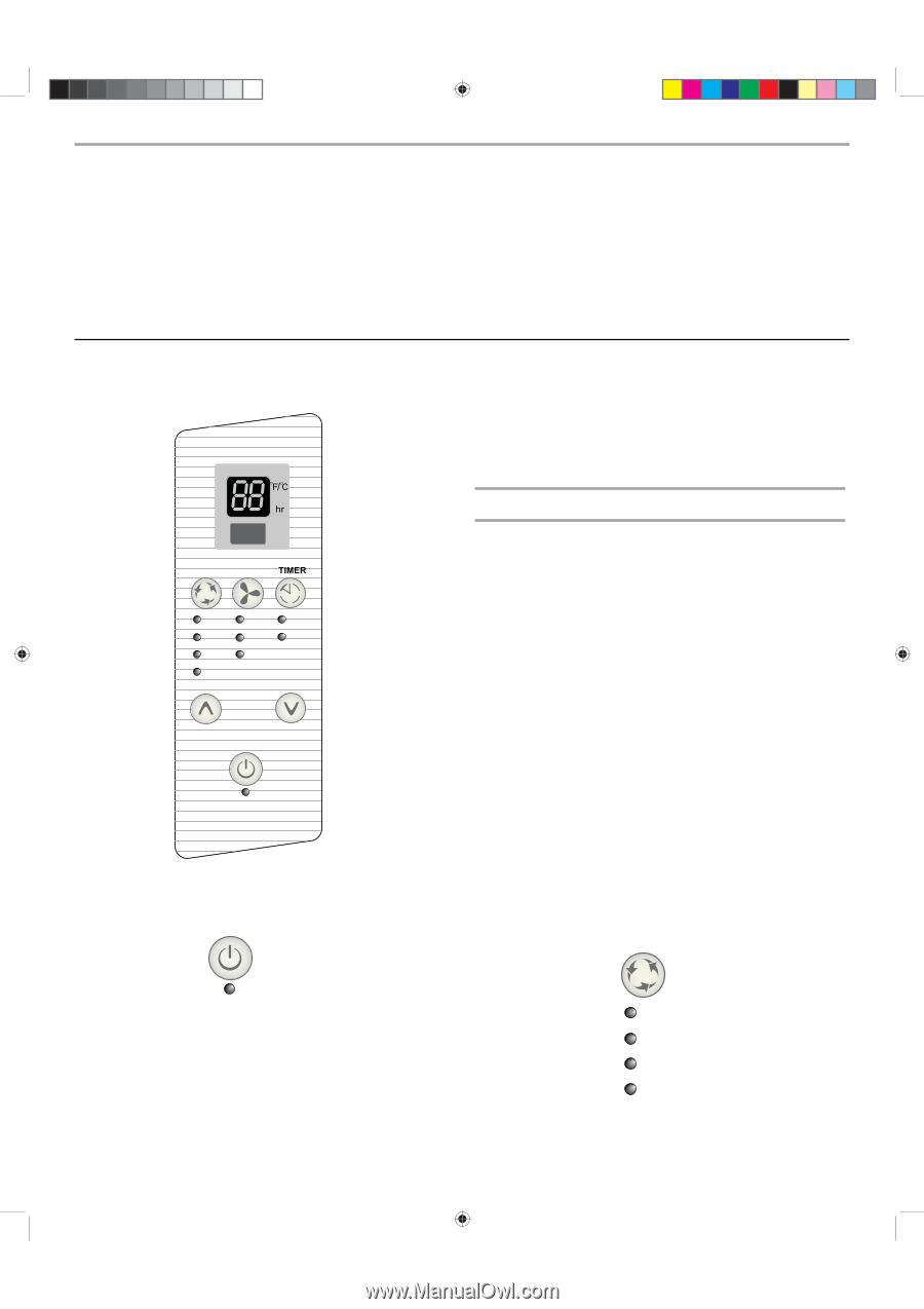 Haier ESA412K | User Manual - Page 9 on