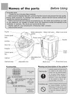 Haier HLP21E | User Manual