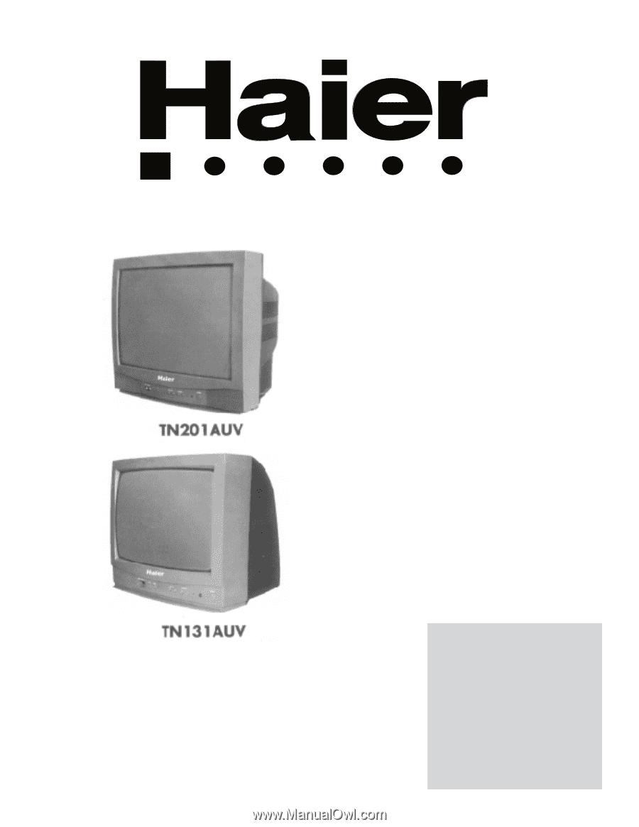 haier tn201auv user manual Haier TV LE32N1620 Manual haier tv service manual