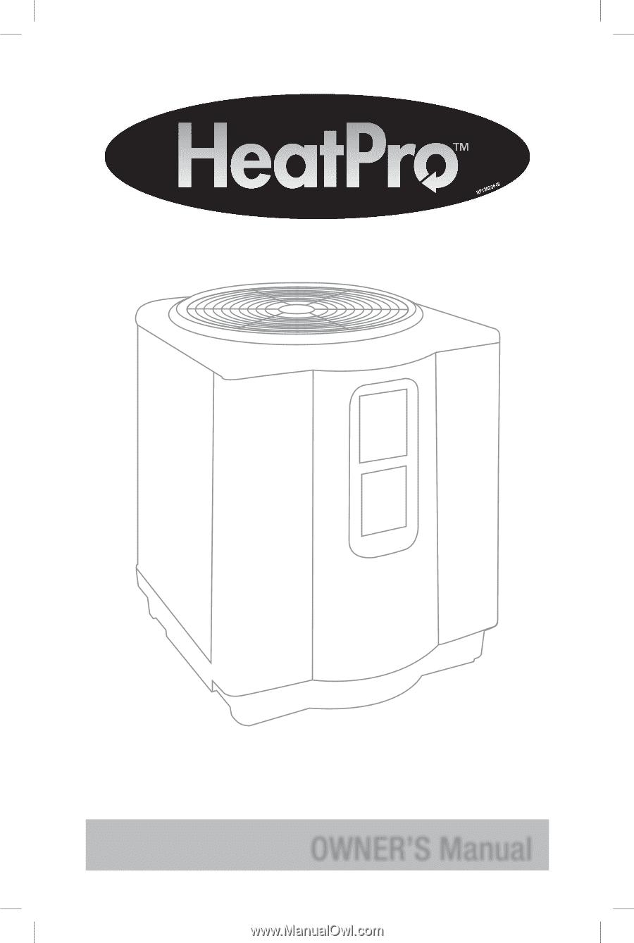 Hayward HeatPro | Heat Pro on