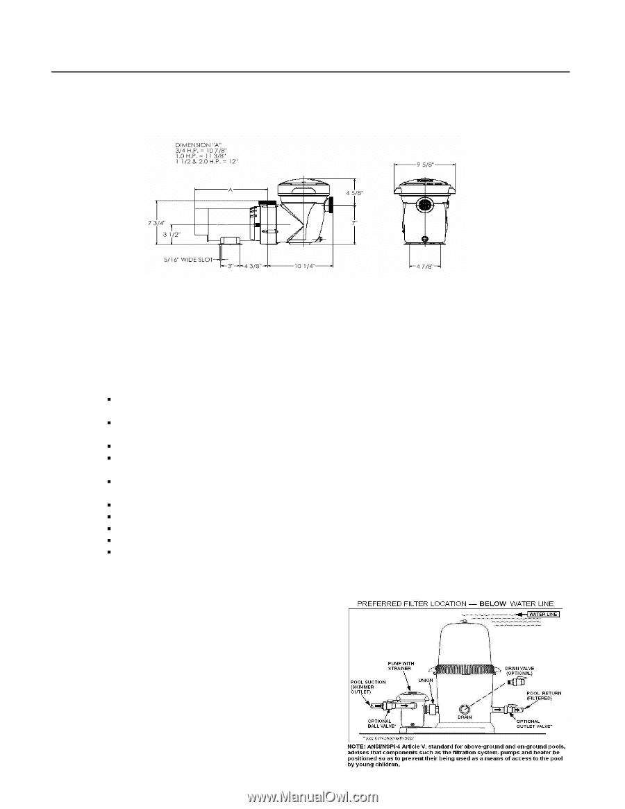 Hayward Pool Filter System Diagram Pool Fill In Service