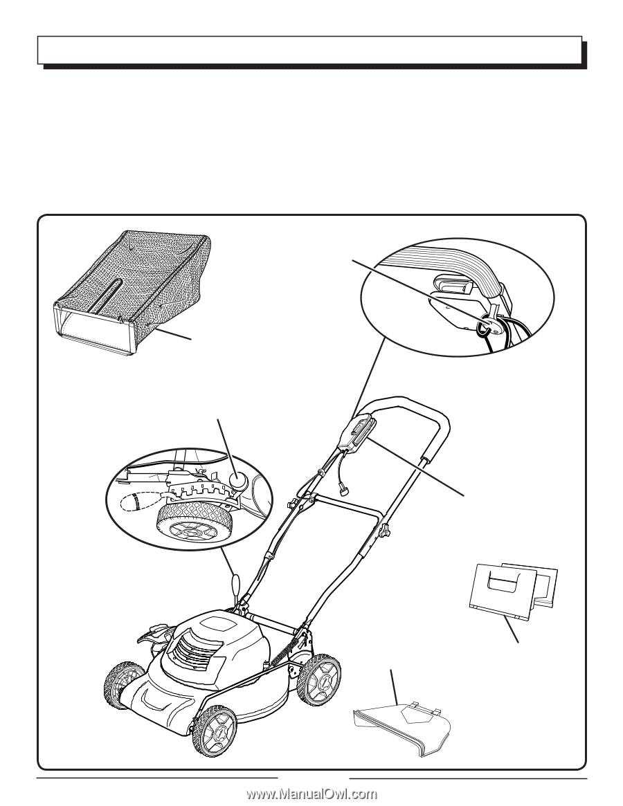 Homelite Ut13124 User Manual Lawn Mower Wiring Diagram Page 8