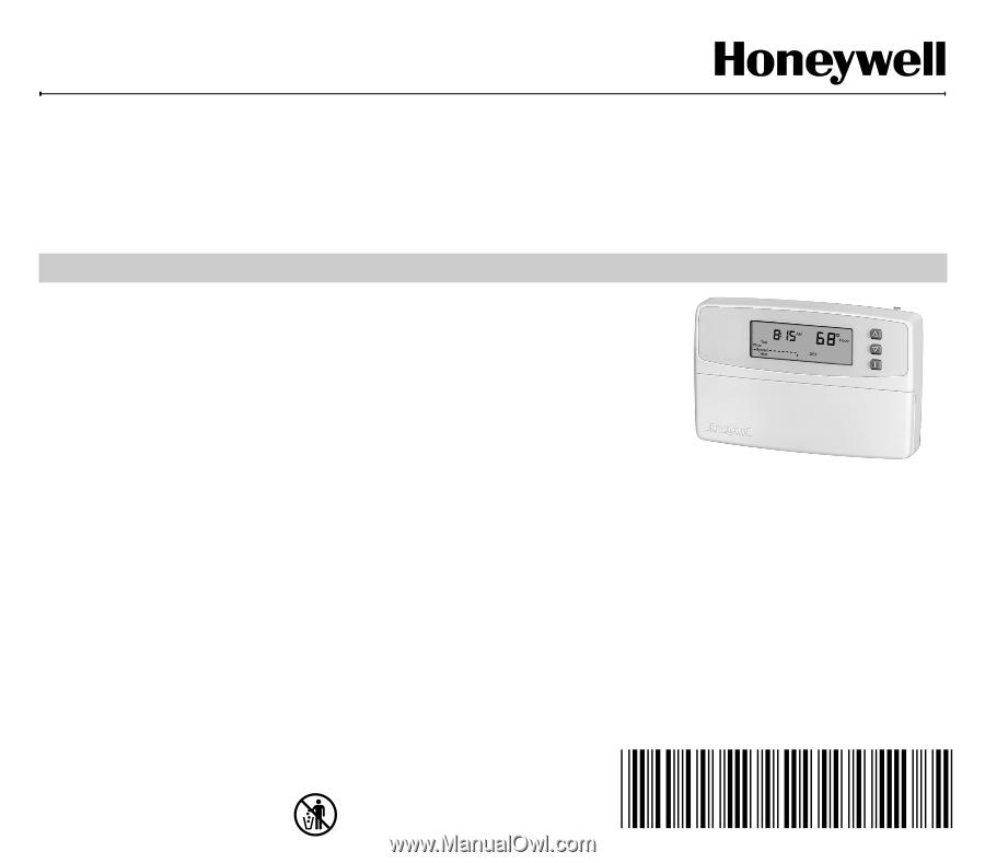 Honeywell Ct3611