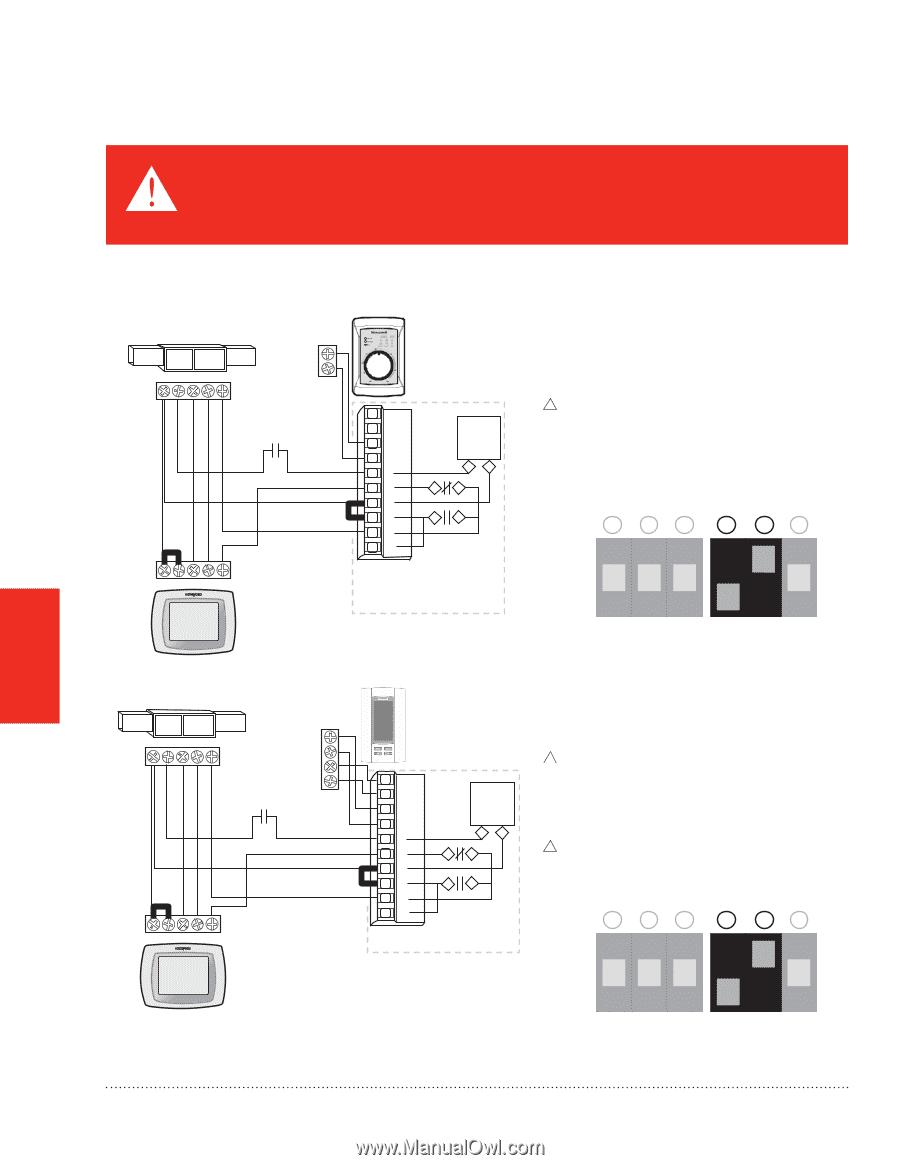 Honeywell Th9421c1004 Wiring Diagram