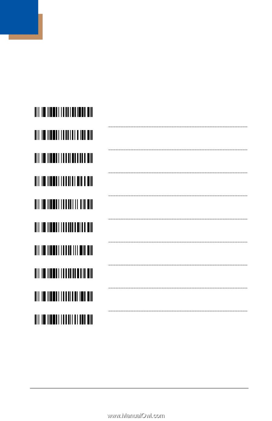 honeywell ms9540 38 3 configuration guide rh manualowl com Honeywell Barcode Reader Barcode Scanner Honeywell Voyager