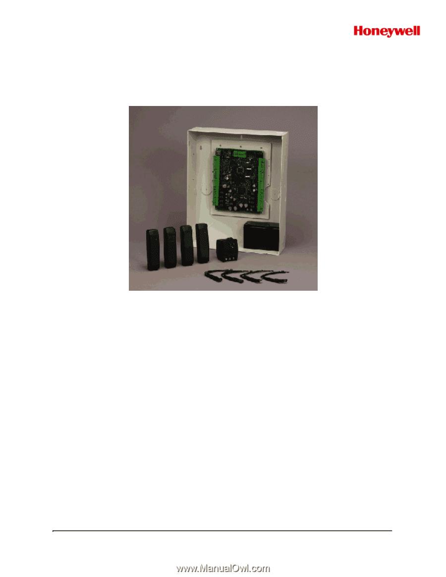 Honeywell Nx4s1 Installation Guide Netaxs Single Door Wiring Diagram May 2007