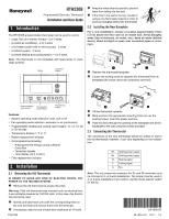 honeywell thermostat rth230b user manual