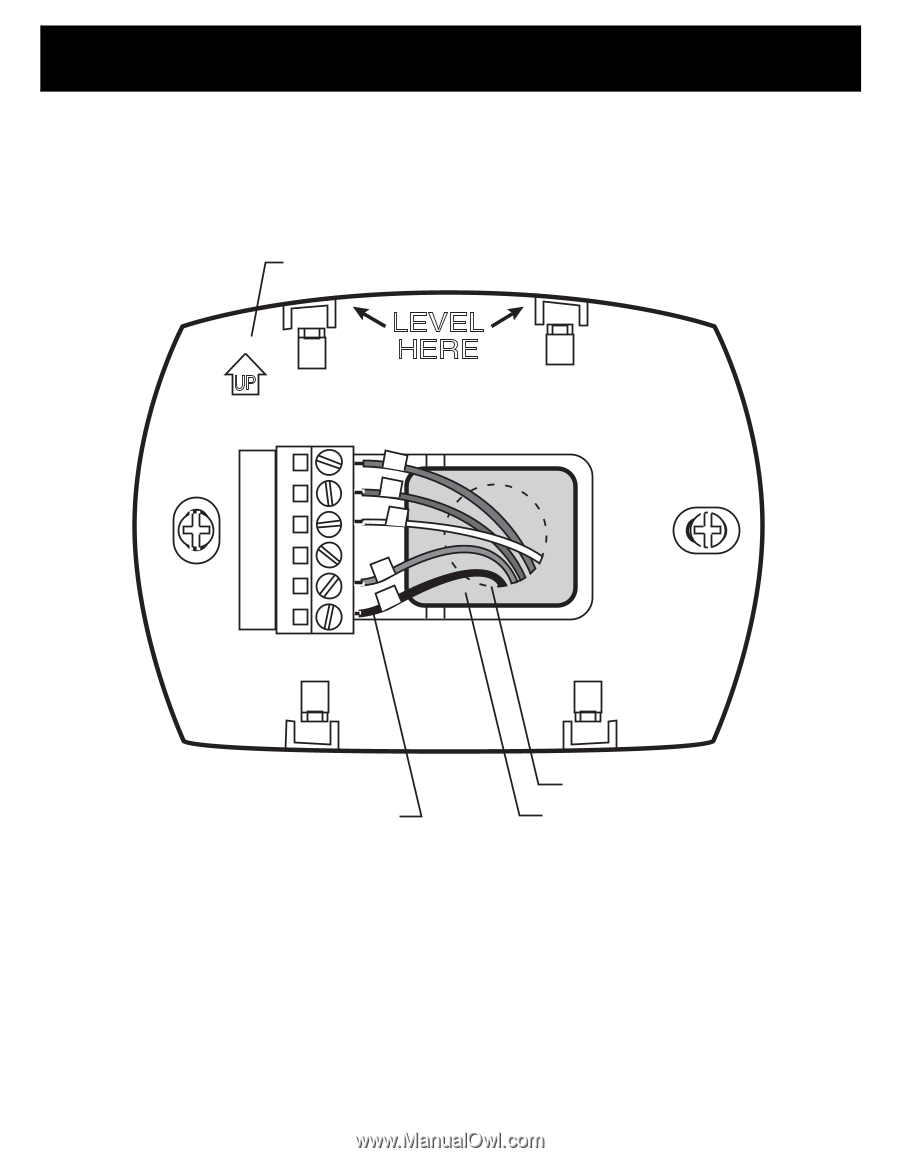 Honeywell Rth6350D Wiring Diagram from www.manualowl.com