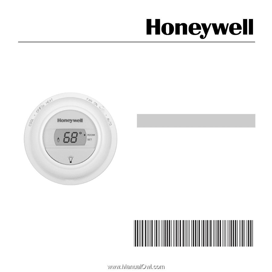 honeywell t8775c1005