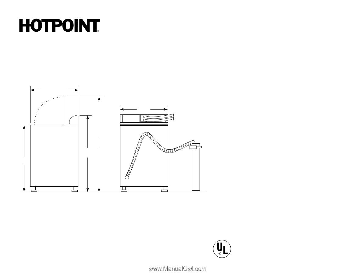 HSWP1000M– Hotpoint