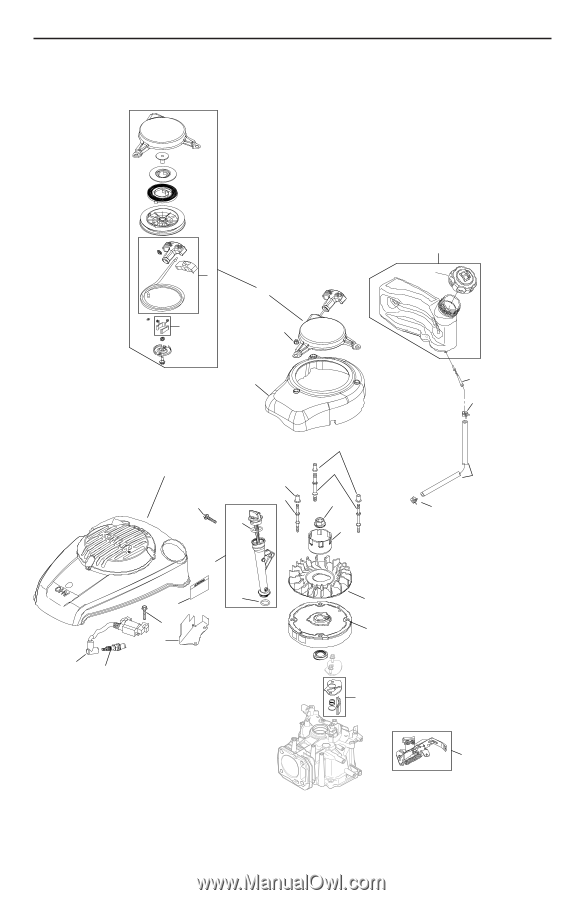 Husqvarna 6021P | Owners Manual - Page 15
