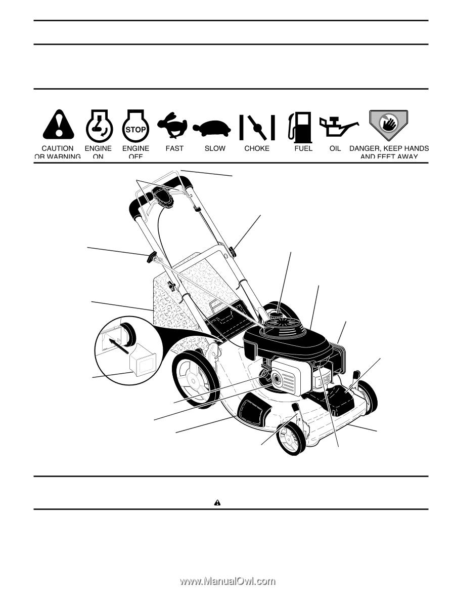 Husqvarna HU700F   Owners Manual