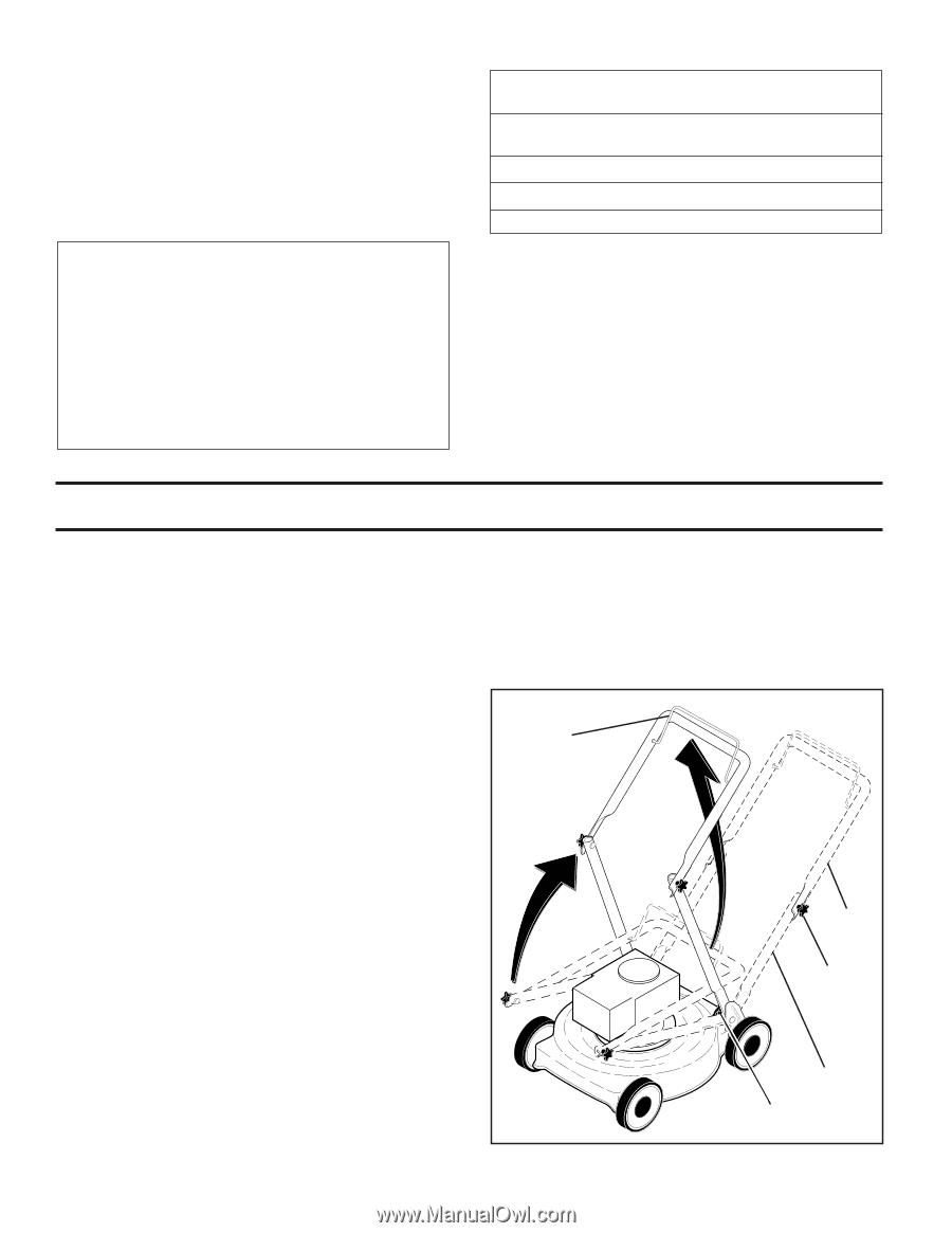 Husqvarna HU725AWDHQ | Operation Manual - Page 5