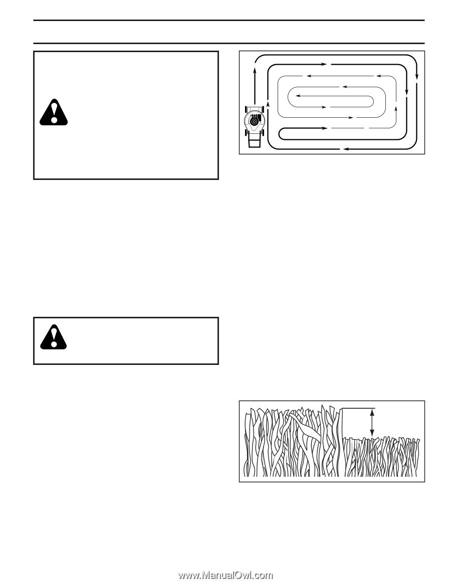 Husqvarna LC 121P | Operation Manual - Page 8