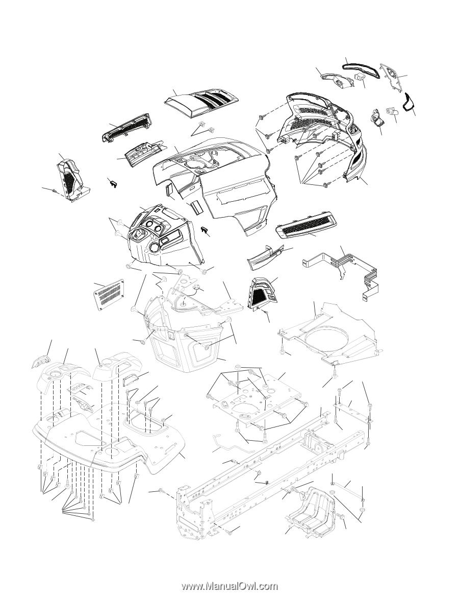 Husqvarna YT46LS   Parts Catalog - Page 7