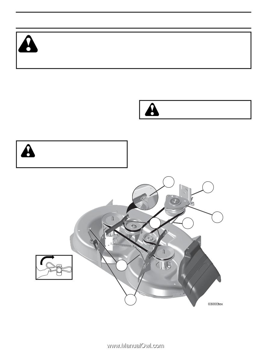 Husqvarna YTH22V46 | Owners Manual - Page 17
