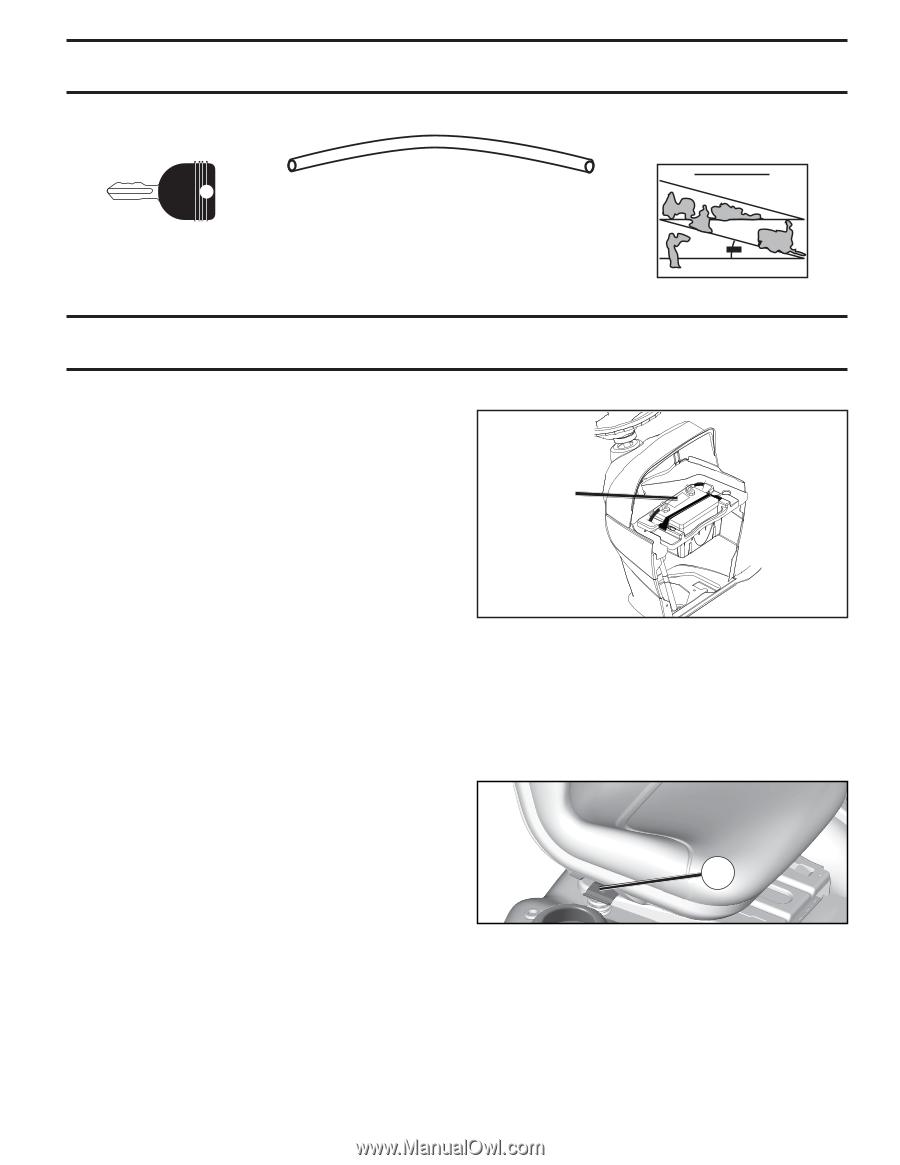 Husqvarna YTA24V48 | Owners Manual