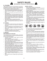 Husqvarna YTA24V48   Owners Manual