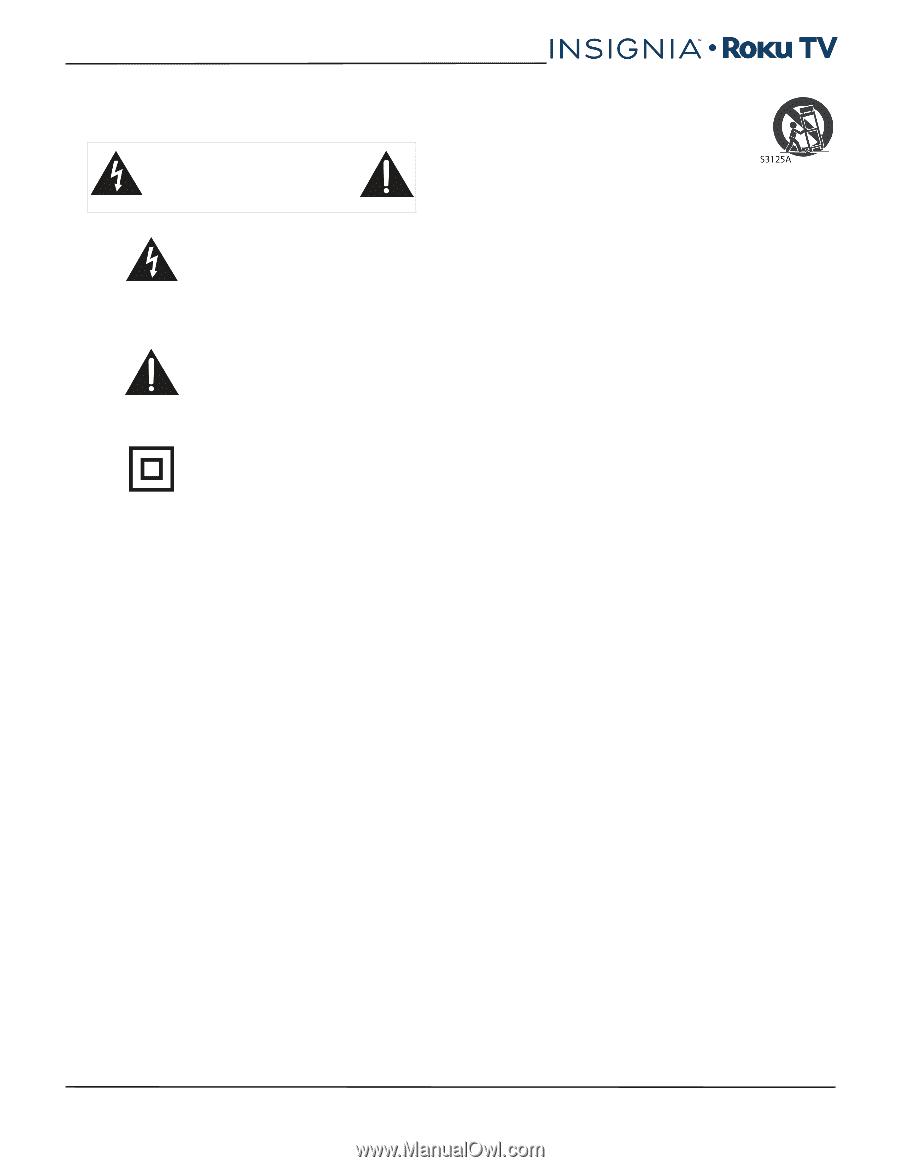 Insignia NS-32DR310NA17 | User Manual English