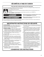Jenn-Air JED8230ADS | Use and Care - Page 4 on