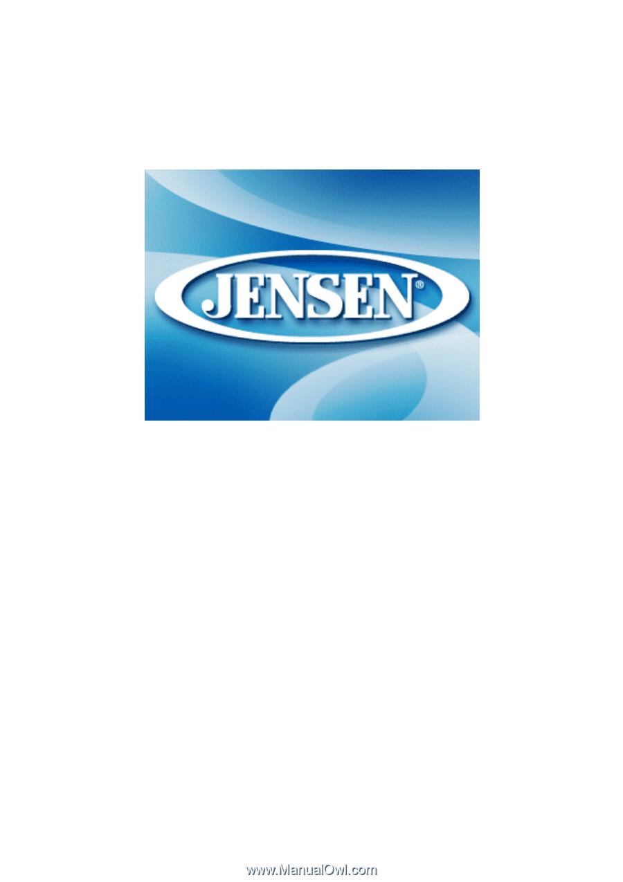 Jensen nvx3000pc mobile auto pc user manual by olivianaranjo issuu.