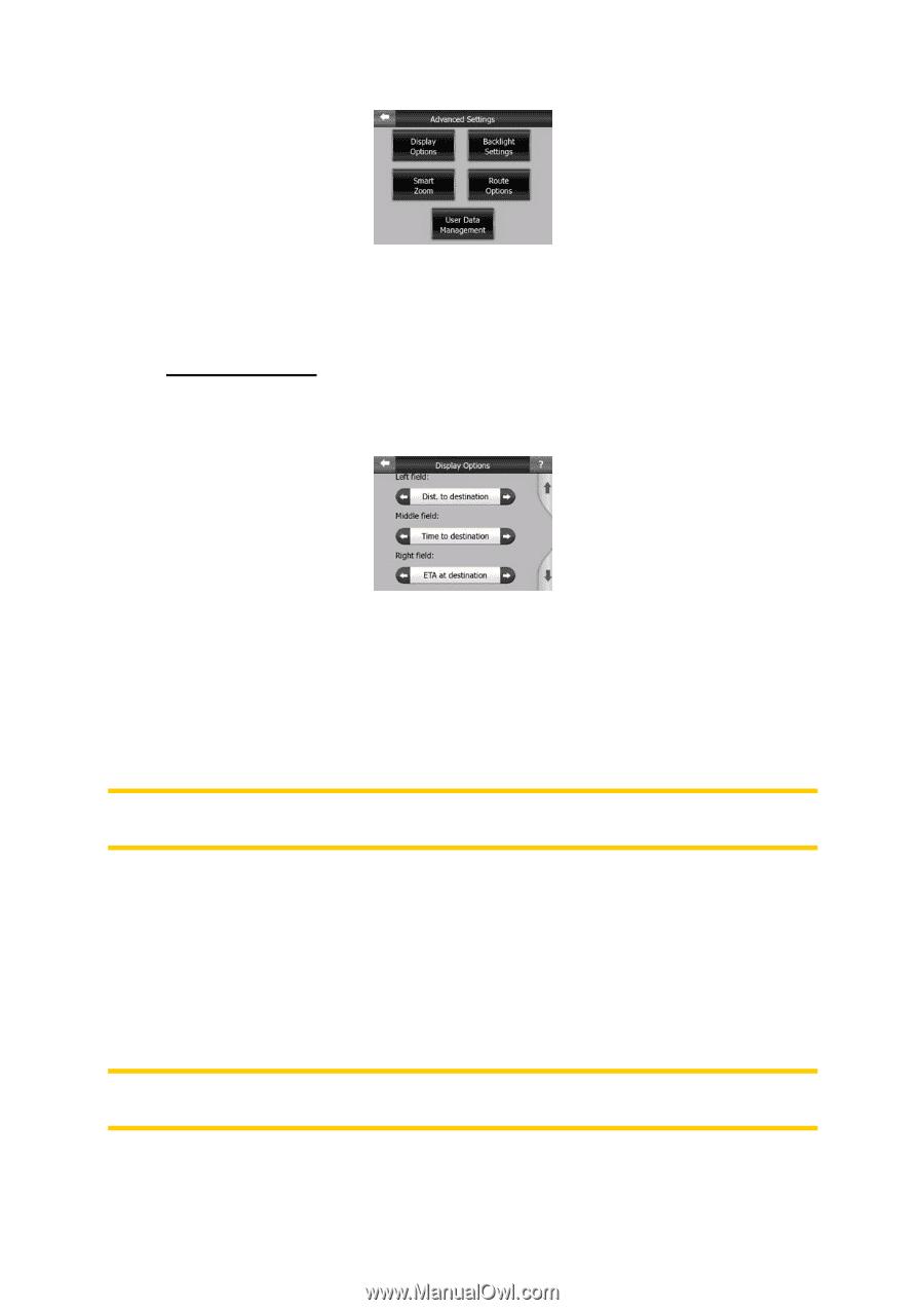 Jensen nvx200 | user manual page 75.