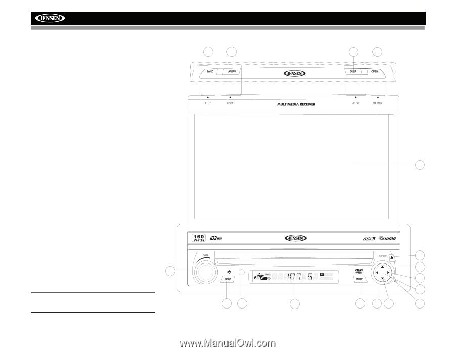9 jensen vm9212n operation manual jensen vm9212n wiring diagram at webbmarketing.co