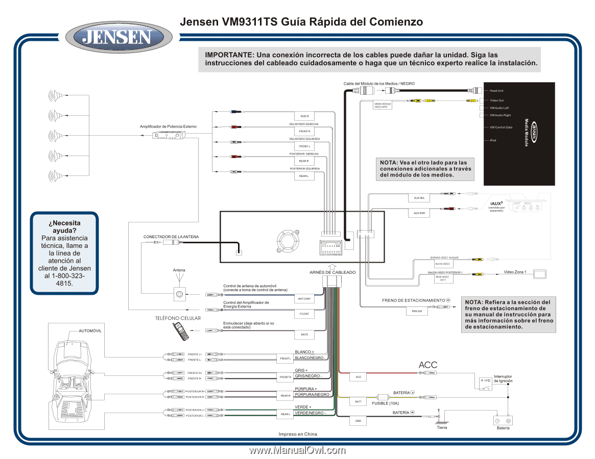 jensen mvb85a wiring diagram   28 wiring diagram images