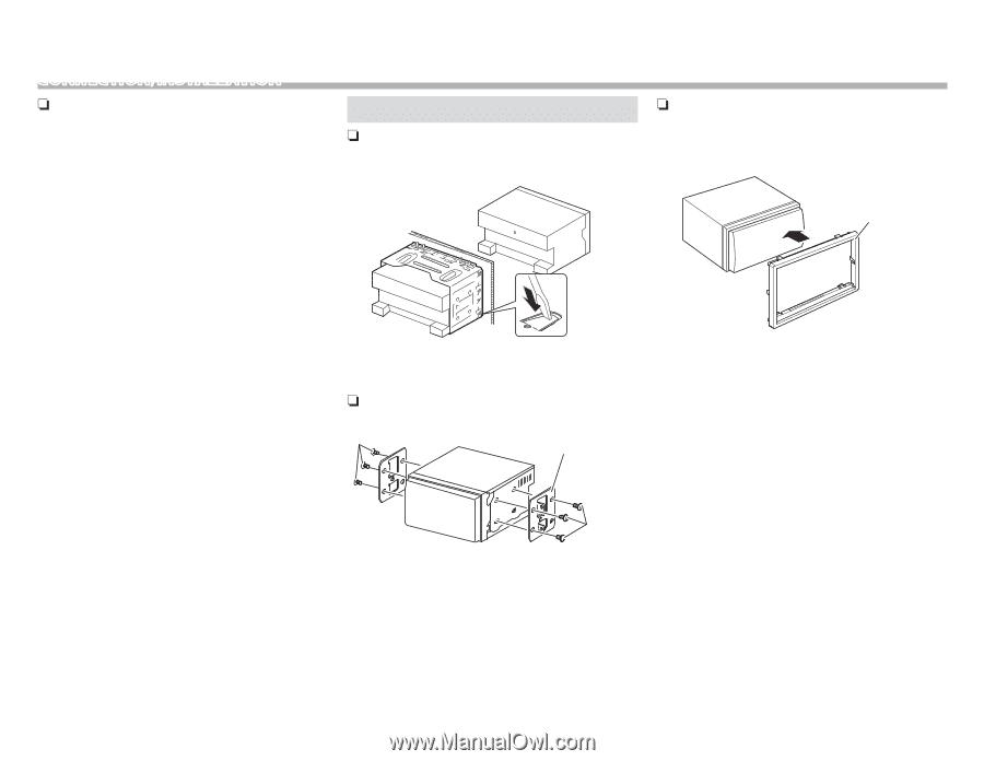 Jvc Kw V21bt Instruction Manual