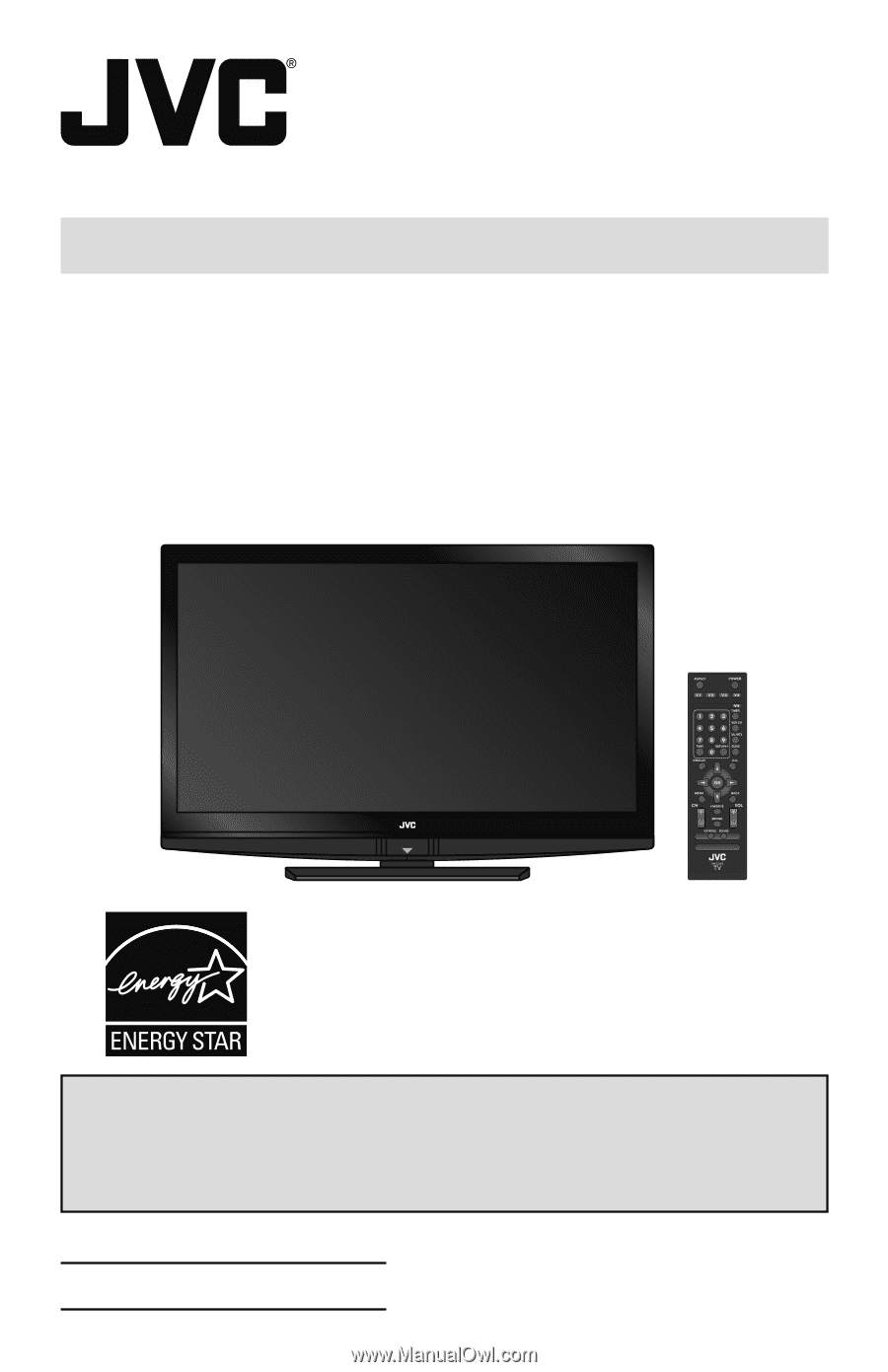 LCT2520-002A-A. 0209TSH-II-IM. LCD Television Users Guide