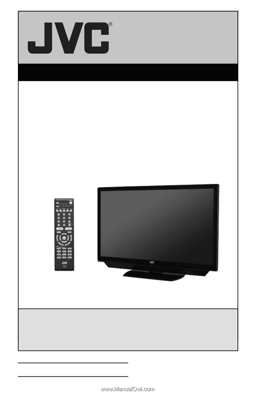 JVC LT-47X898 | Instructions
