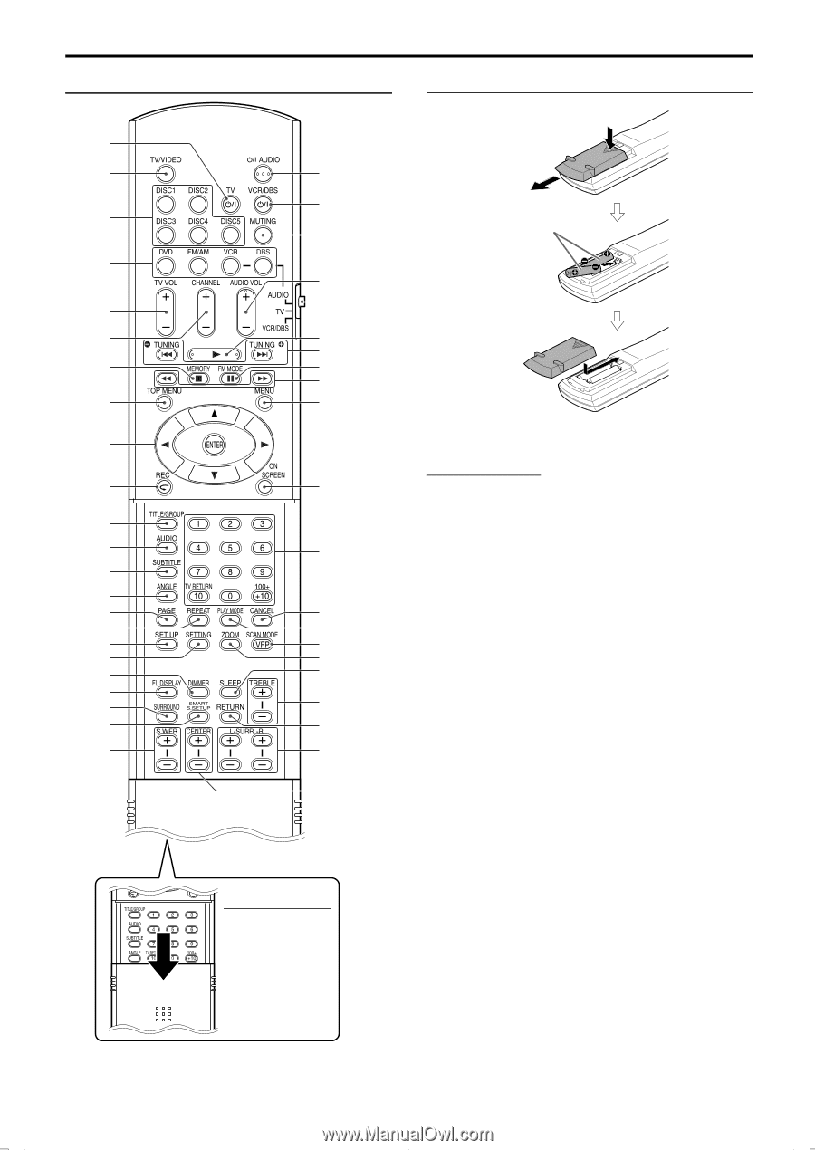 JVC M505   Instructions M Jvc Powered Subwoofer Wiring Diagram on