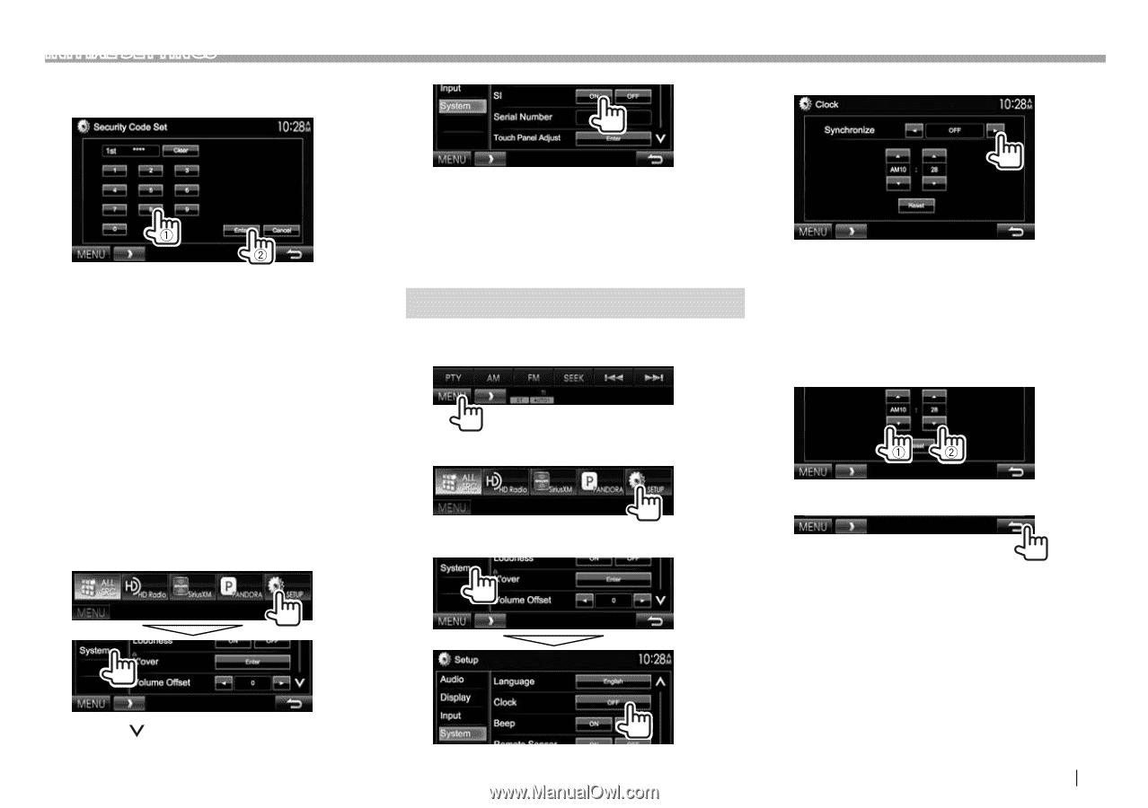 Kenwood DDX372BT   User Manual