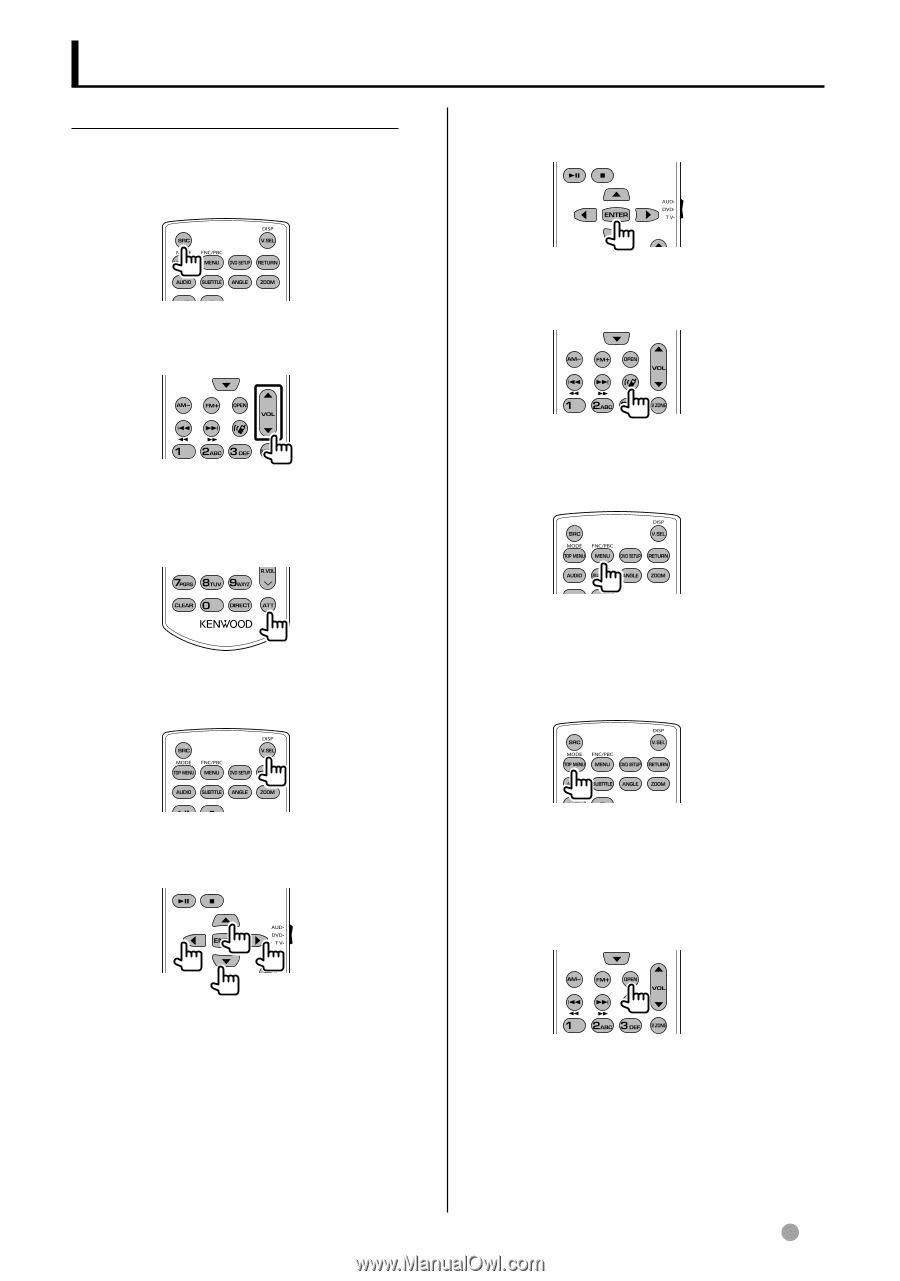 Kenwood DDX370   Instruction Manual - Page 74