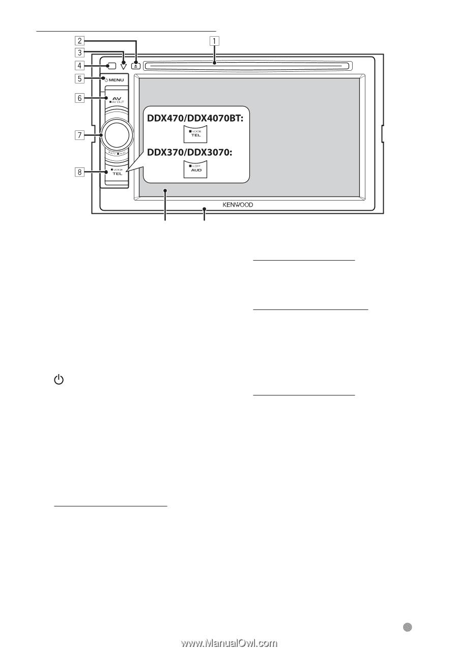 Kenwood Ddx371 Wiring Diagram