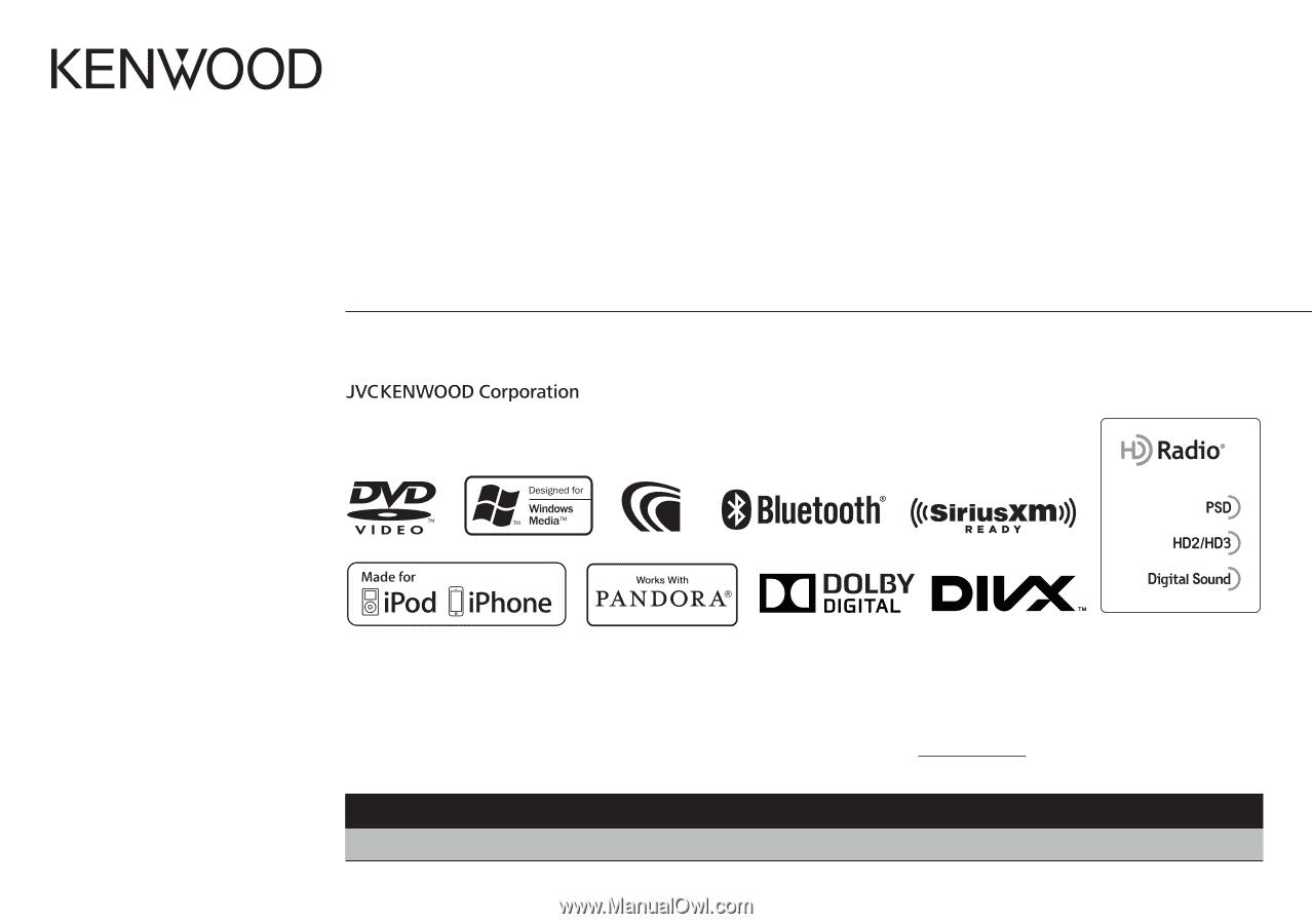 Kenwood Diagram Wiring Ddx371 | Wiring Diagram on