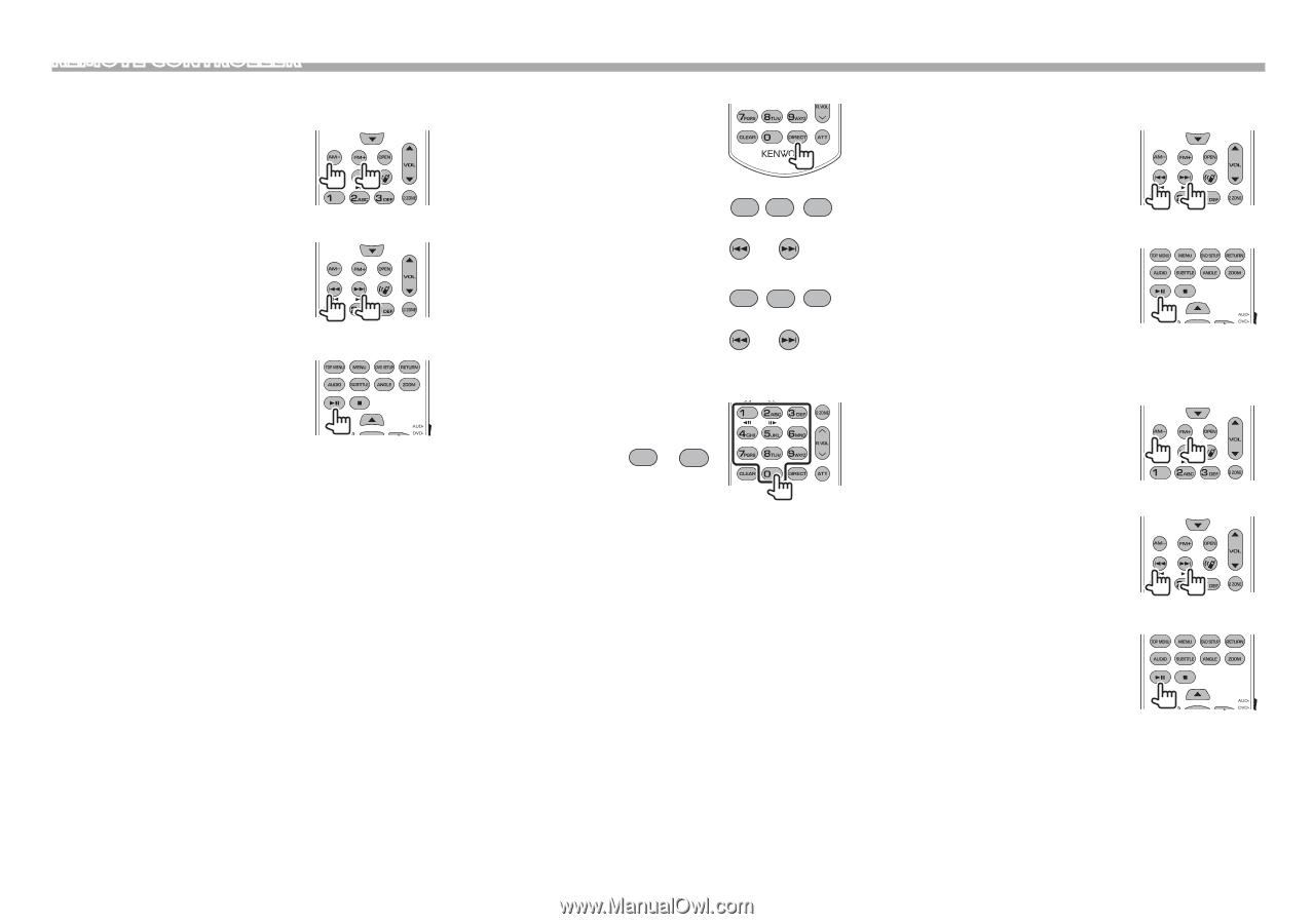Kenwood DDX271 | User Manual - Page 63 on