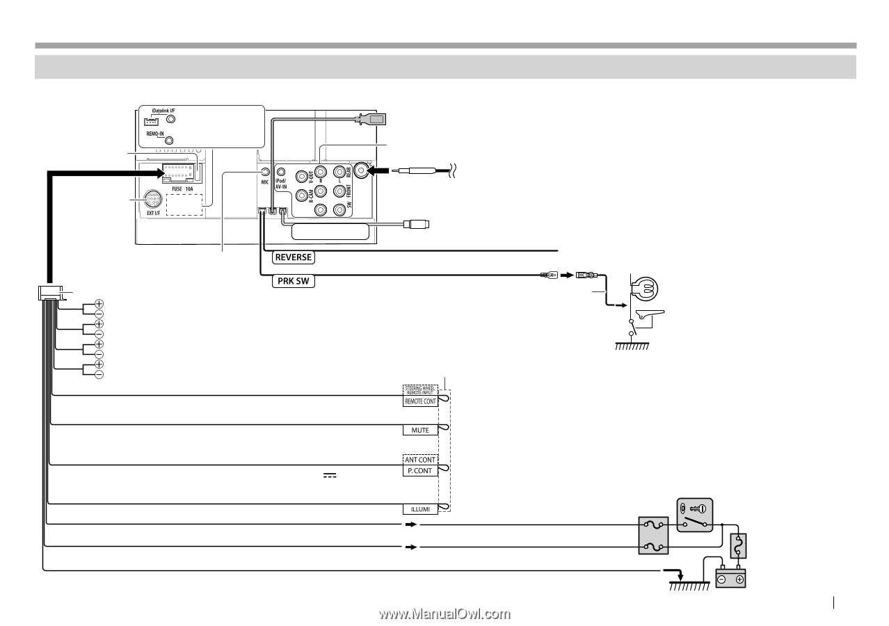 Kenwood DDX774BH   Instruction manual - Page 77 on