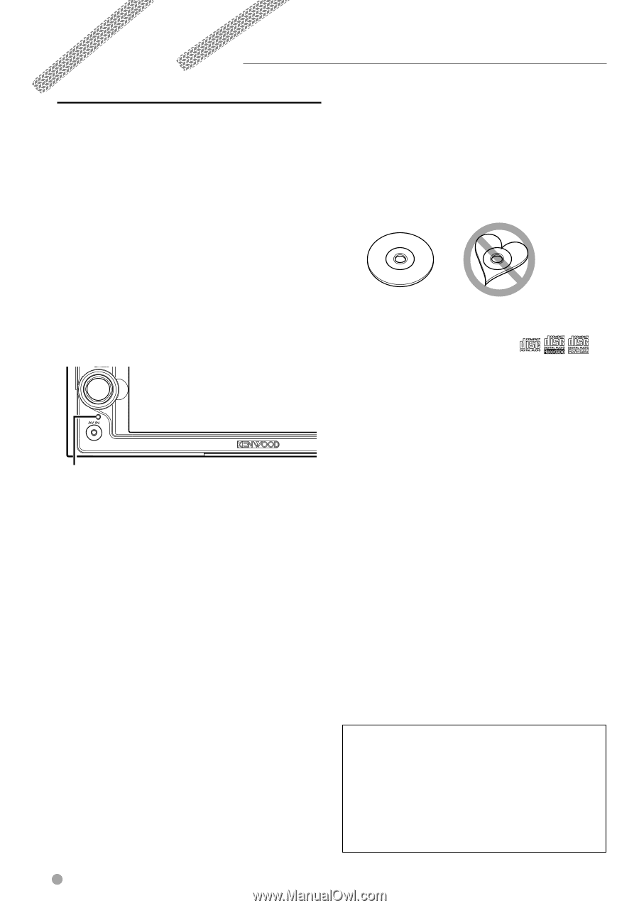 Kenwood DDX514 | Instruction Manual on kenwood ddx512 wiring diagram, kenwood kdc-x794 wiring diagram, kenwood ddx516 wiring diagram, kenwood ddx7019 wiring diagram, kenwood kvt-512 wiring diagram, kenwood kdc-mp442u wiring diagram, kenwood ddx418 wiring diagram, kenwood kvt-514 wiring diagram, kenwood dnx5120 wiring diagram, kenwood kdc-mp342u wiring diagram, kenwood ddx6019 wiring diagram, kenwood dnx7140 wiring diagram, kenwood ddx712 wiring diagram, kenwood kdc-hd545u wiring diagram, kenwood ddx wiring diagram, kenwood ddx419 wiring diagram, kenwood dnx7100 wiring diagram,