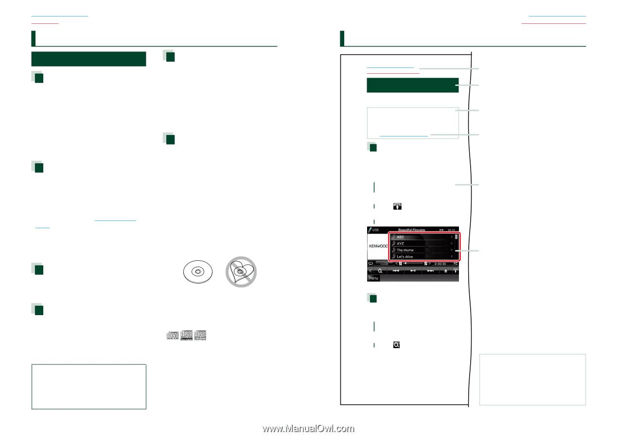 Dnx7190hd Wiring Diagram Diagrams Kenwood Dnx6190hd Instruction Manual Rh Manualowl Com Simple