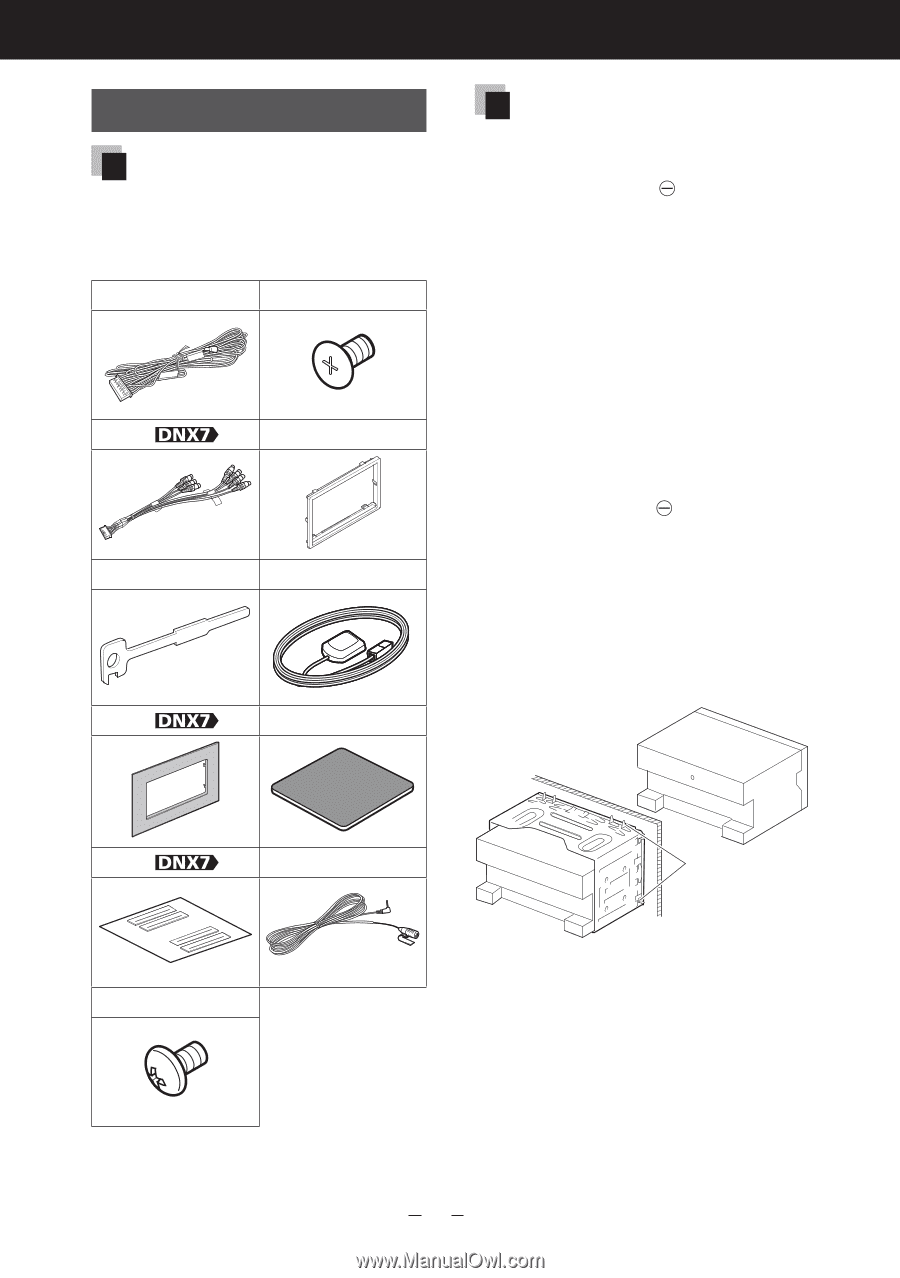 Kenwood DNX6190HD | Quick Start Guide - Page 30 on