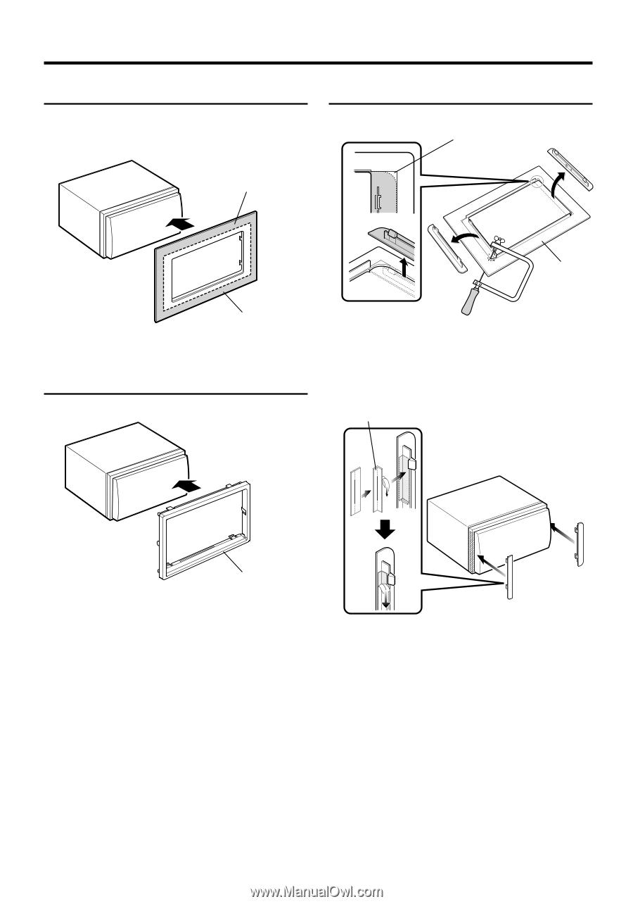 Kenwood dnx8120 installation manual page 8 on kenwood dnx8120 wiring diagram Kenwood Car Equalizer Kenwood 13 Pin Din Diagram