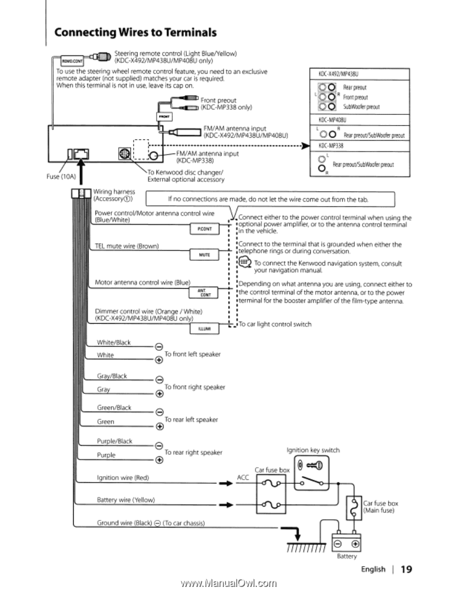 wiring diagram for kenwood kdc mp438u together with kenwood kdc rh sellfie co