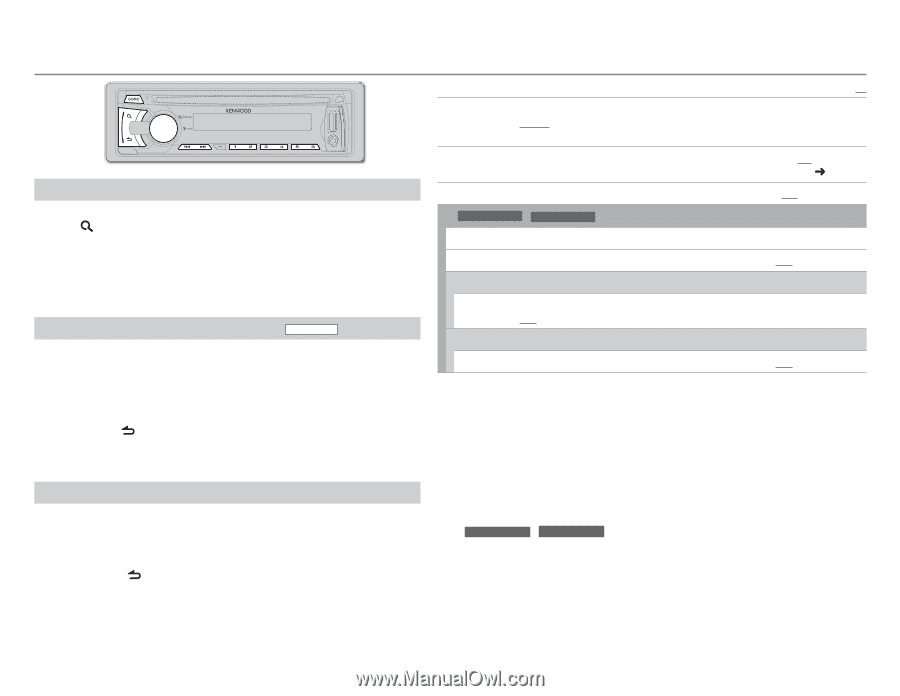 Kenwood KDC-255U   Instruction Manual - Page 13 on kenwood head unit, kenwood kdc wiring-diagram, kenwood kdc 252u specs,