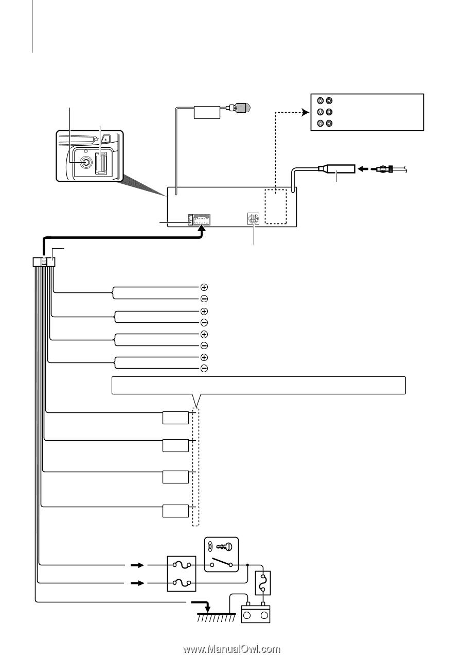 kenwood kdc bt742u instruction manual page 42. Black Bedroom Furniture Sets. Home Design Ideas