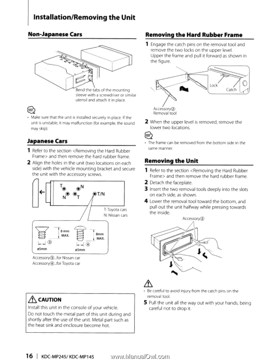 Wiring Diagram For Kenwood Kdc Mp245 : Kenwood kdc mp wiring diagram rockwell table saw