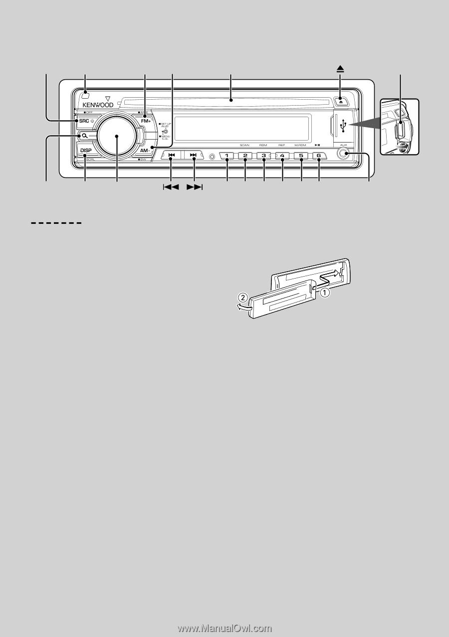 Kenwood Kdc Mp342u Wiring Diagram