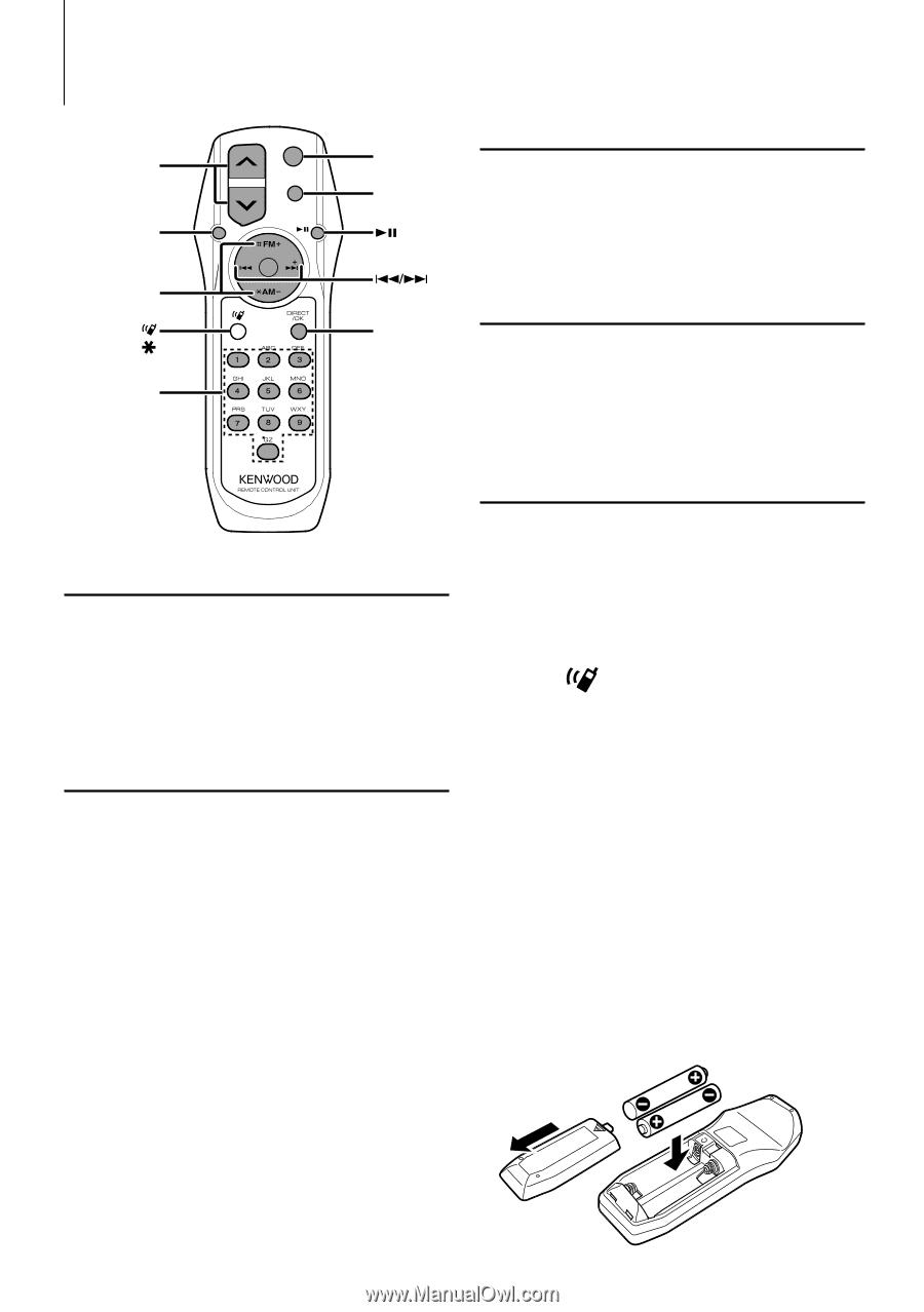 30 Kenwood Kdc Mp342u Wiring Diagram