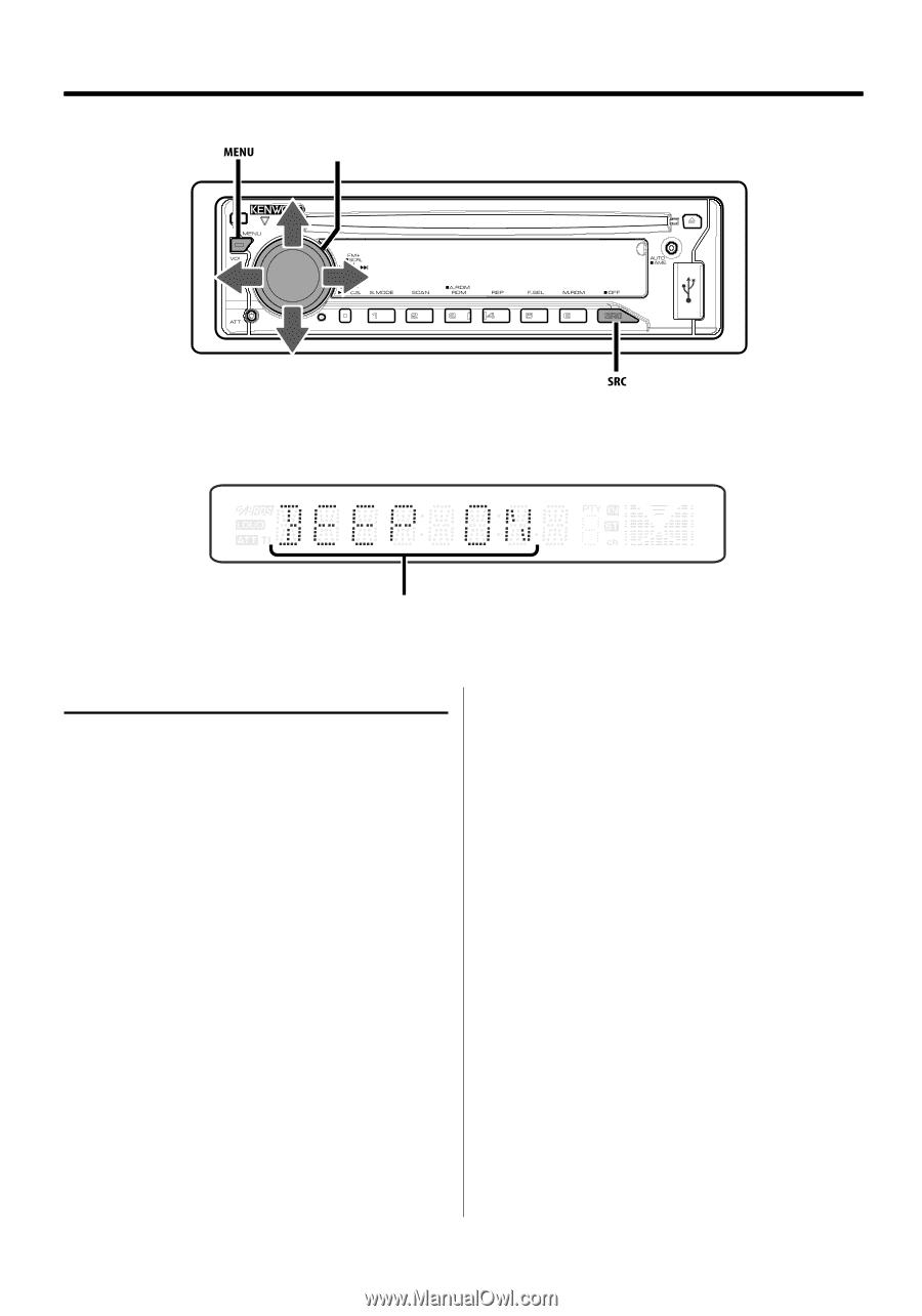Kenwood Kdc Mp435u Manual Bluetooth Wiring Diagram Mp442u English