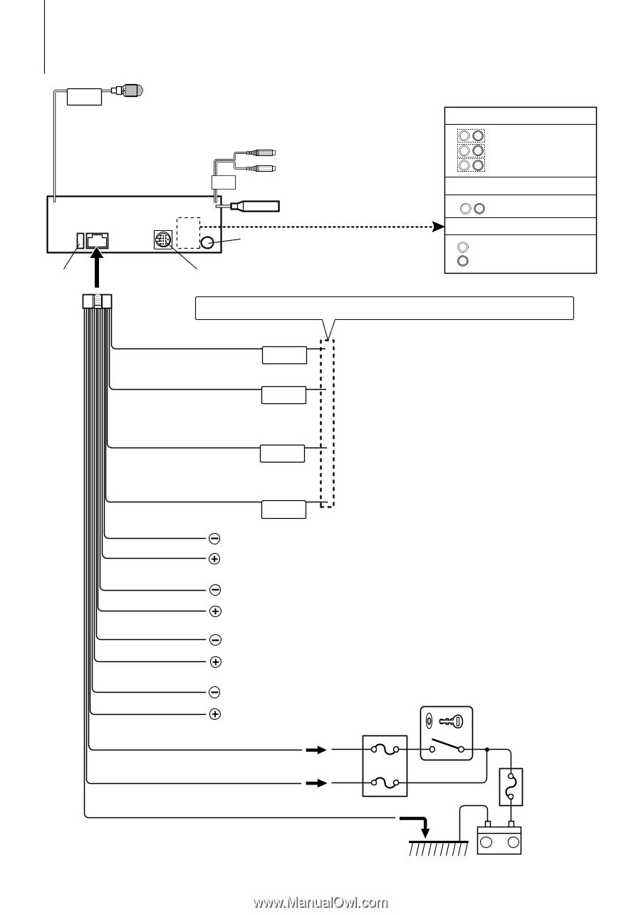 Kenwood Kdc Mp435u Wiring Diagram Get Free Image About Wiring